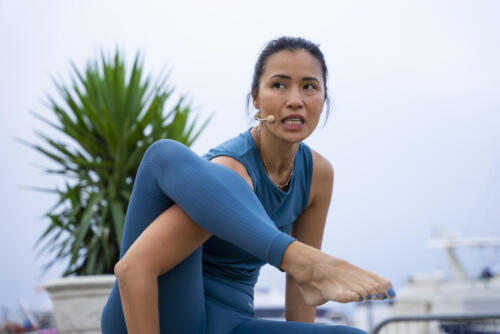 Xuan Lan yoga dia 1
